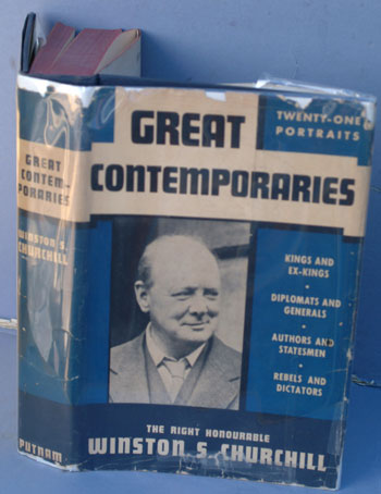 Great Contemporaries. Winston S. Churchill.