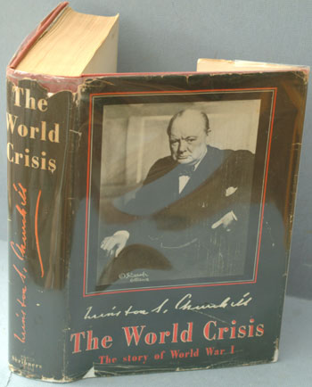 The World Crisis 1911-1918 ( Abridged and Revised). Winston S. Churchill.