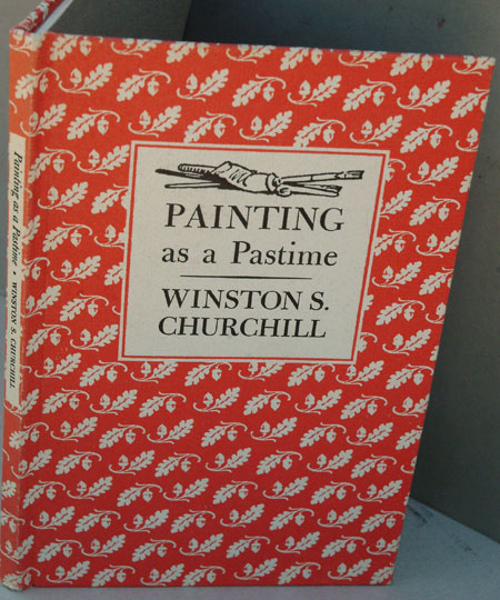 Painting as a Pastime. Winston S. Churchill.