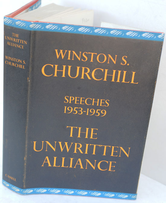 The Unwritten Alliance. Winston S. Churchill.