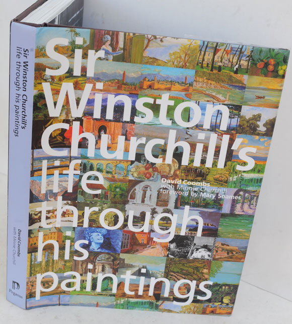 Sir Winton Churchill's Life Through his Paintings, Pegasus. David Coombs, Minnie Churchill.