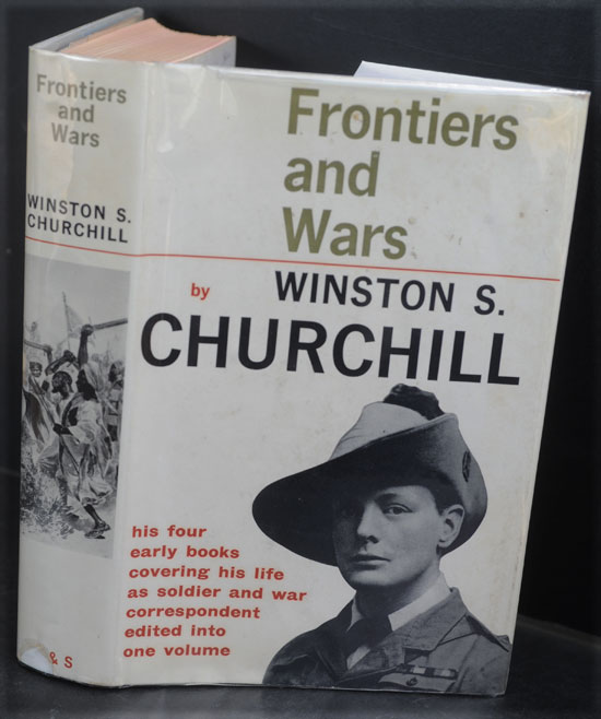 Frontiers and Wars. Winston S. Churchill.