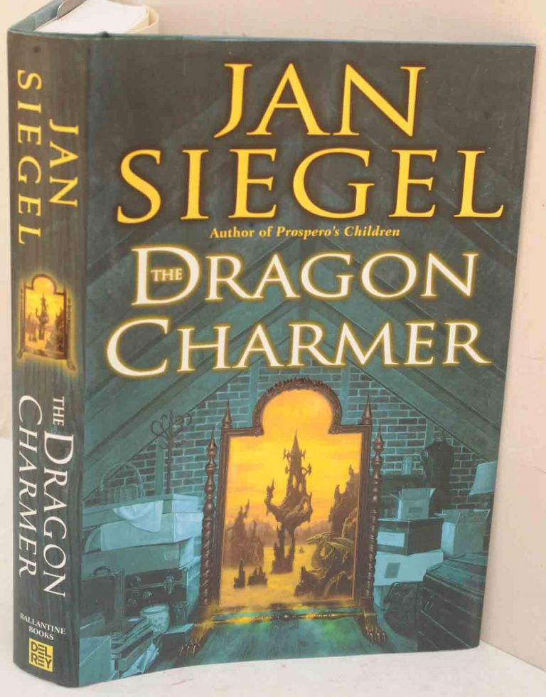 The Dragon Charmer. Jan Siegel.