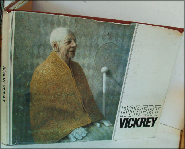 Robert Vickrey a Retrospective of Paintings, Drawings, and Watercolors. anon.