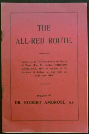 The All-Red Route. Robert Ambrose