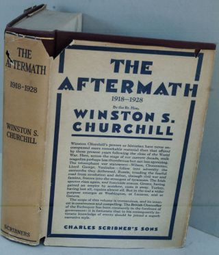 The Aftermath. Winston S. Churchill.