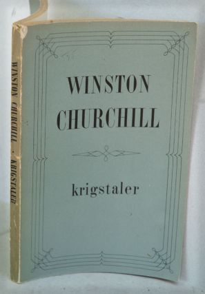 Krigstaler af Winston Churchill( Danish translation of The War Speeches A113). Winston Churchill