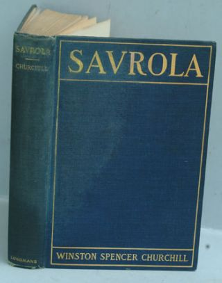 Savrola (A Tale of the Revolution in Laurania
