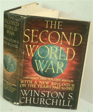 The Second World War, Abridged one-volume edition. Winston S. Churchill