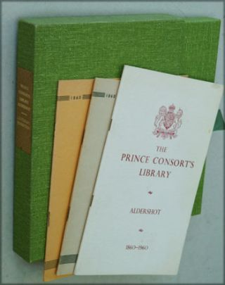 The Prince Consort's Library Aldershot 1860-1960. anon., Winston S. Churchill.