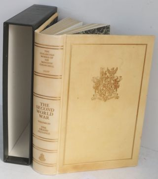 THE COLLECTED WORKS OF SIR WINSTON CHURCHILL (34 vols)
