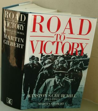 WInston S. Churchill, Volume VII, Road to Victory 1941-1945. Martin Gilbert