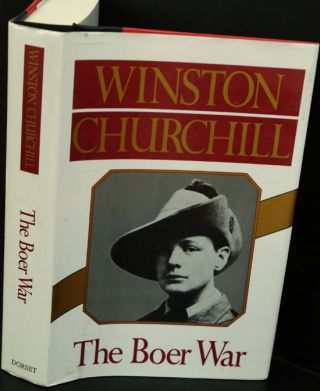 The Boer War ( London to Ladysmith , and Ian Hamilton's March). Winston Churchill