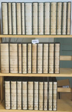THE COLLECTED WORKS OF SIR WINSTON CHURCHILL (34 vols.). Winston S. Churchill