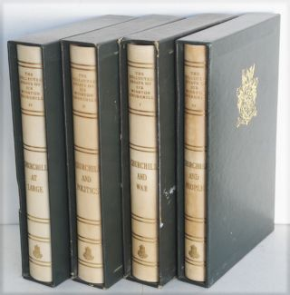 THE COLLECTED WORKS OF SIR WINSTON CHURCHILL (34 vols.)