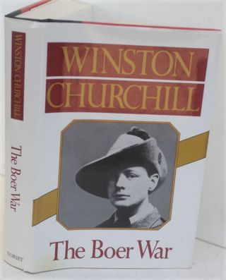 The Boer War ( London to Ladysmith , and Ian Hamilton's March). Winston Churchill.