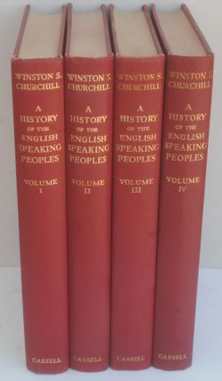 A History of the English-Speaking Peoples, 4 vols.