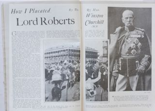 How I Placated Lord Roberts, in Nash's Pall Mall Magazine, October 1927