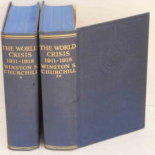 The World Crisis 1911-1918
