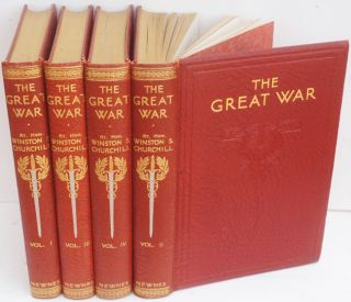 The Great War. Winston S. Churchill
