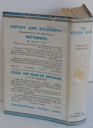 The River War (An Historical Account of the Reconquest of the Sudan)