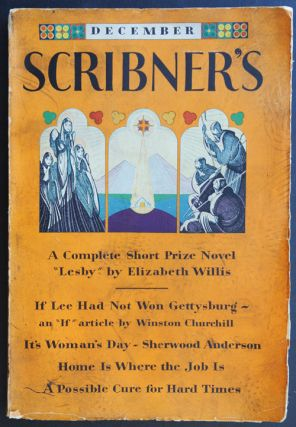 If Lee Had not Won Gettysburg, in Scribner's Magazine December 1930. Winston S. Churchill