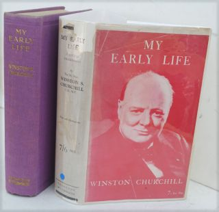 My Early Life, signed copy