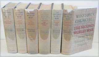 The Second World War, six volumes. Winston S. Churchill