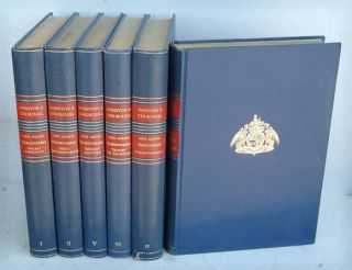 Den Anden Verdenskrig ( Second World War in Danish, 6 volumes). Winston S. Churchill