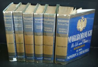 Marlborough: His Life and Times. Winston S. Churchill