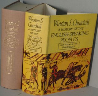 A History of the English-Speaking Peoples, Winston S. Churchill