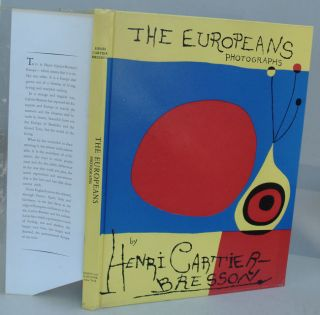 The Europeans: Photographs. Henri Cartier-Bresson