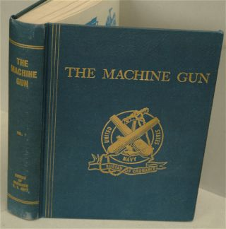 The Machine Gun History, Evolution And Development Of Manual, Automatic, and Airborne Repeating...